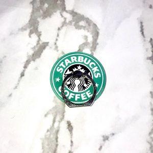NEW Starbucks pop socket phone holder logo